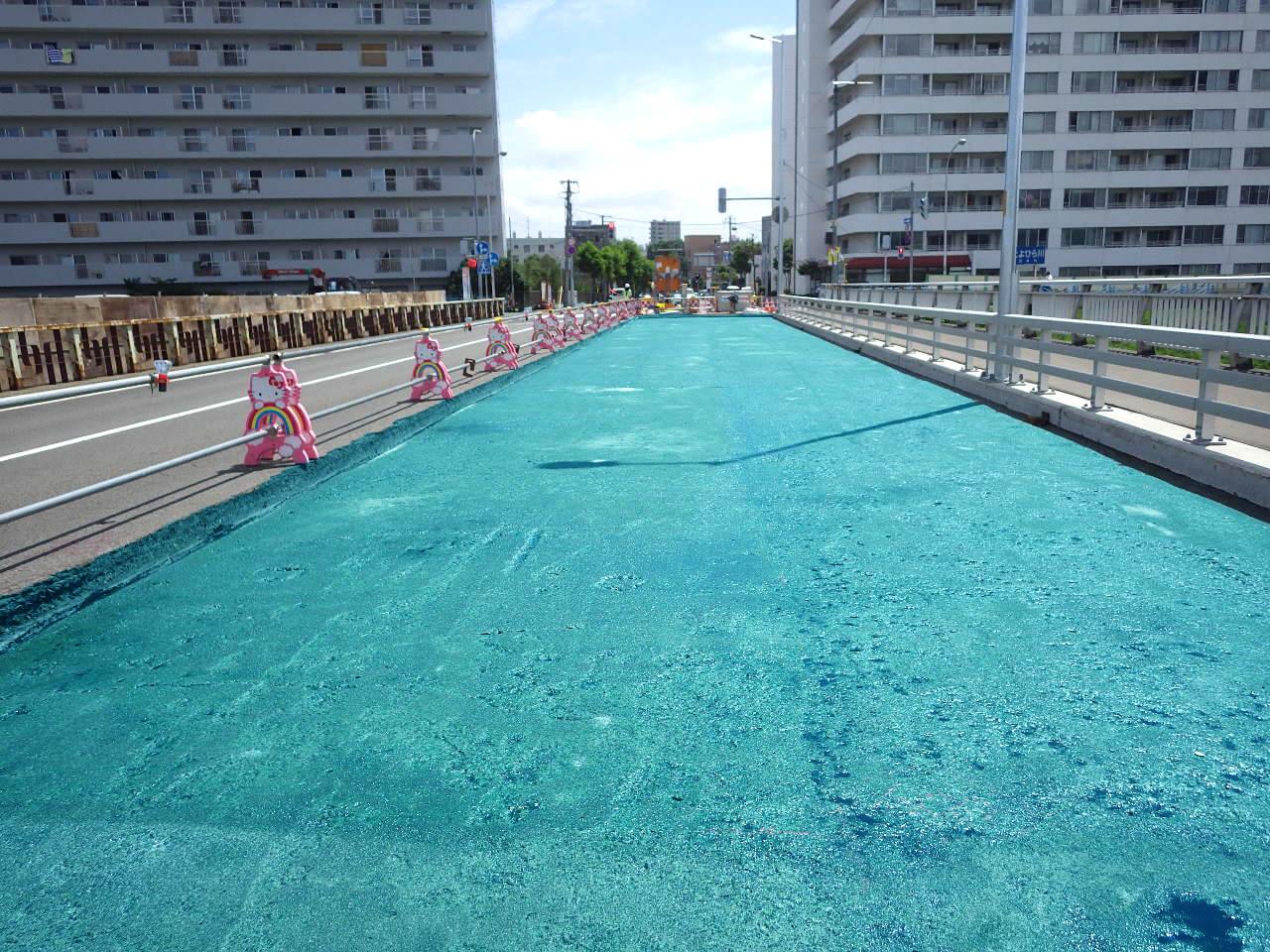 複合防水(浸透系防水) ADOX床版防水工法 ADOX1380Wgr