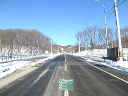 北見環状線  (交845)防雪工事外