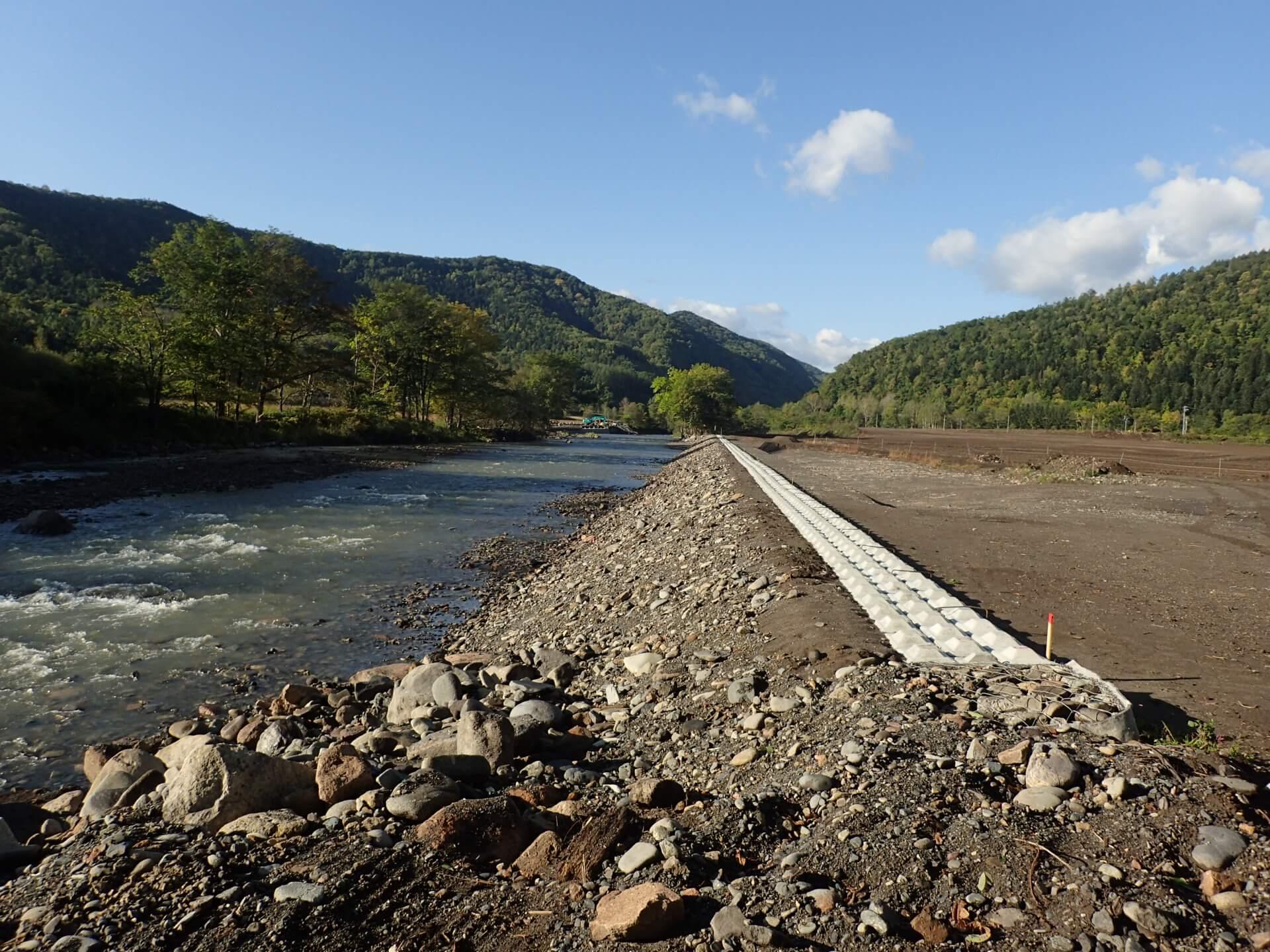 28年災第293号 湧別川 災害復旧工事
